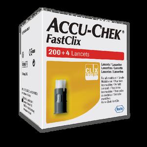 Bębenki z lancetami Accu-Chek Fastclix