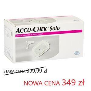 Moduł infuzyjny do pompy Accu-Chek Solo, kaniula 9 mm (1op. 13 szt.)