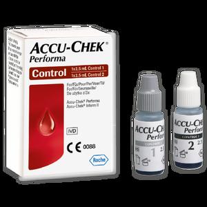 Płyn kontrolny Accu-Chek Performa
