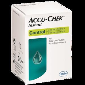 Płyn kontrolny Accu-Chek Instant
