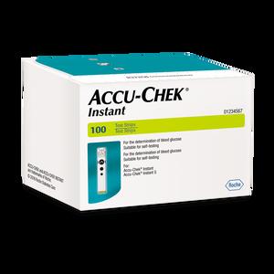 Testy paskowe Accu-Chek Instant