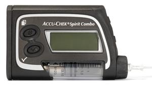 Pompa insulinowa Accu-Chek Spirit Combo